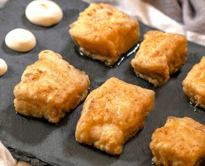 sidreria barcelona bacalao frito asturiano